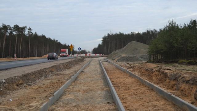 Część południowa drogi wojewódzkiej nr 223 już gotowa. Teraz czas na budowę  części północnej i drogi na Miedzyń...