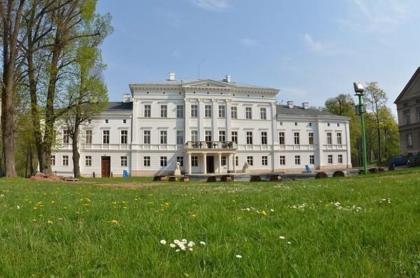 Pałac w Jedlinie