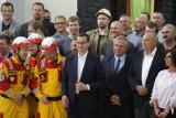 Premier Morawiecki na kopalni w Bytomiu [ZDJĘCIA]. Górnicy: Momy godzina krótszo szychta i tyla z tego bydzie