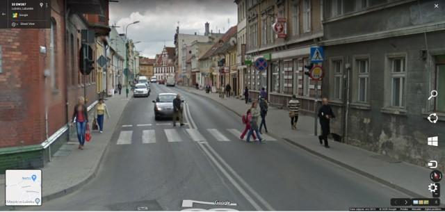 Zobaczcie, jak wyglądało Lubsko siedem lat temu. Może rozpoznacie siebie lub znajomych na zdjęciach z Google Street.