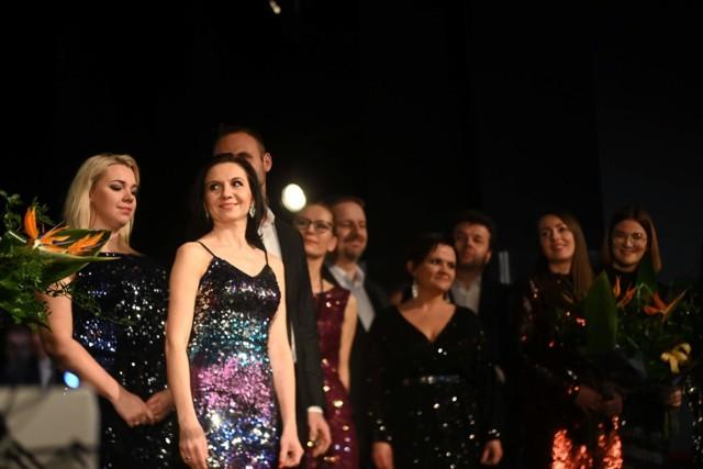 Zdjęcia z pierwszego koncertu noworocznego w Lublińcu.