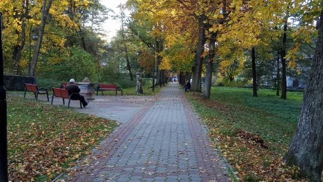 Ostatnie chwile Alei Chopina w starym formacie. Na wiosnę rusza jej przebudowa