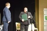 Nagroda w dziedzinie kultury wręczona. Starosta nagrodził Krzysztofa Ryzlaka [ZDJĘCIA]