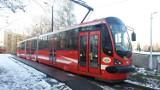 """Nowe tramwaje """"Skarbki"""" obsługują już linię nr 21 z Sosnowca do Będzina [ZDJĘCIA i WIDEO]"""