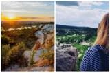 Niezwykle malownicze miejsce nad Wisłą. Kamieniołom Kaliszany-Kolonia przyciąga turystów i zakochane pary