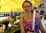 Upały w Polsce. W Krakowie w czwartek Rynku Głównym było 40 stopni w cieniu [ZDJĘCIA]