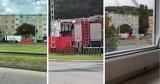 Strach po śmiertelnym wypadku na ul. Morskiej w Gdyni. Mieszkańcy: Samochody nadal jeżdżą po chodniku, nikt z tym nic nie robi