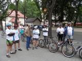24 osoby po przeszczepach wyruszyły spod Śląskiego Centrum Chorób Serca w Zabrzu [WIDEO]