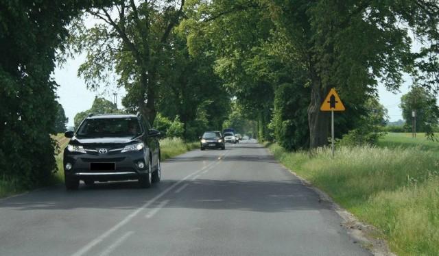 Wzdłuż remontowanej trasy nr 548 powstanie ścieżka rowerowa. Dołożą do niej gminy i miasto Wąbrzeźno