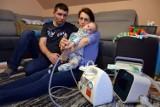 Trwa akcja pomocy dla małego Wojtusia Howisa z Galewic.Na operację w Stanach potrzeba 9 mln zł[FOTO]