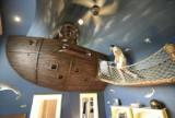 Sypialnia pirata - aranżacja pokoju dziecka
