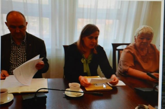 Na spotkaniu dyskutowano o zagadnieniach związanych z działaniem Muzeum Borów Tucholskich.
