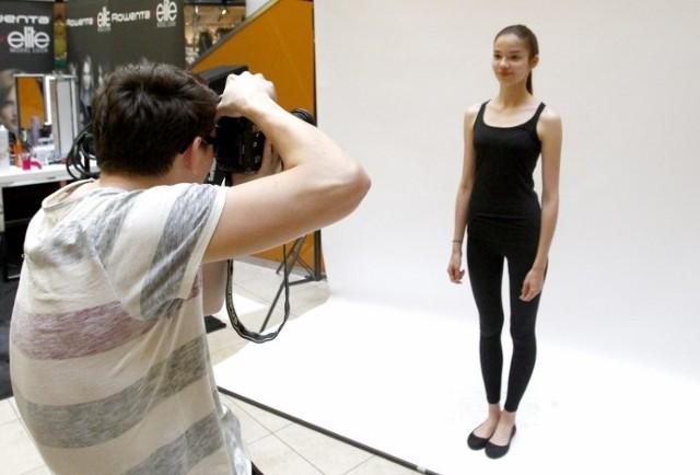 Casting Elite Model Look 2014 w Szczecinie