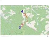 Droga przez Przełęcz Salmopolską pomiędzy Szczyrkiem, a Wisłą zamknięta