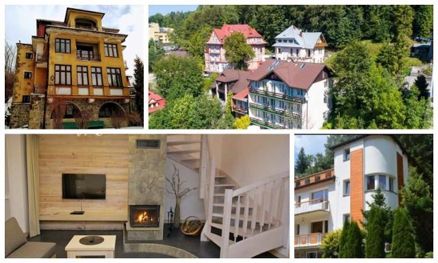 """Oto najbardziej luksusowe domy do kupienia w Krynicy-Zdroju i okolicach. Kliknij w przycisk """"zobacz galerię"""" i przesuwaj zdjęcia w prawo - naciśnij strzałkę lub przycisk NASTĘPNE"""