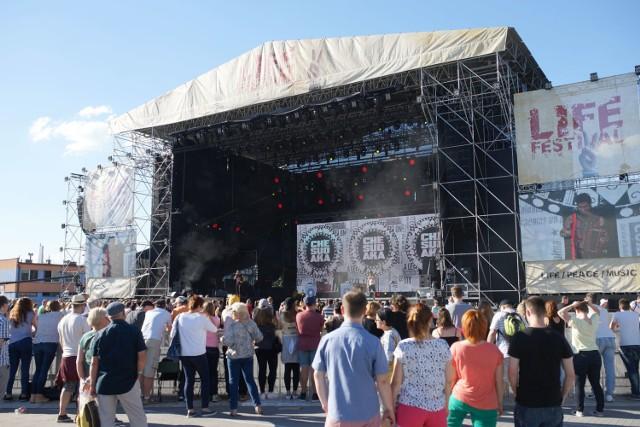 Tegoroczny Life Fesival przyciągnął tysiące fanów muzyki