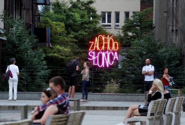 Najładniejsze Neony w Katowicach