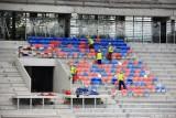 Nowy stadion w Zabrzu: ostateczny wygląd trybun [ZDJĘCIA]
