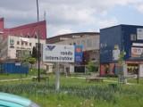 Licytacja ronda w centrum Jaworzna na rzecz WOŚP. Rondo sprzedano za 12 100 złotych. Kupił je SKOK