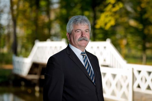 Tadeusz Kwiatkowski do jesieni był starostą dąbrowskim
