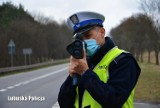 Zdał na prawo jazdy i... przekroczył w Dąbiu prędkość. Został zatrzymany przez policjantów z Krosna Odrzańskiego