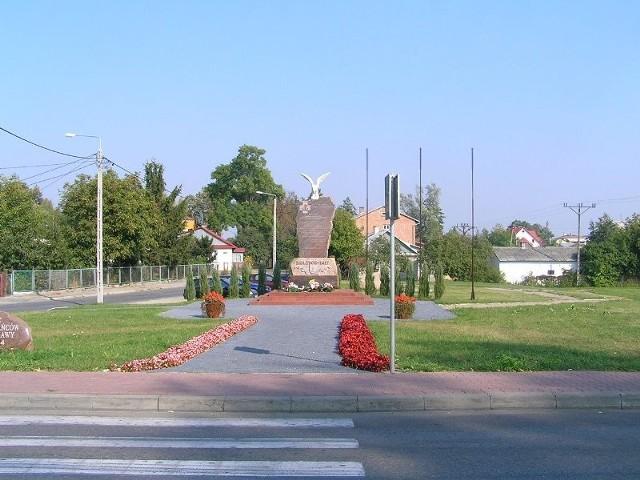 Pomnik Polski Walczącej w Bełżycach