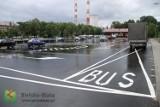 Parking przy ul. Broniewskiego w Bielsku-Białej gotowy dla kierowców