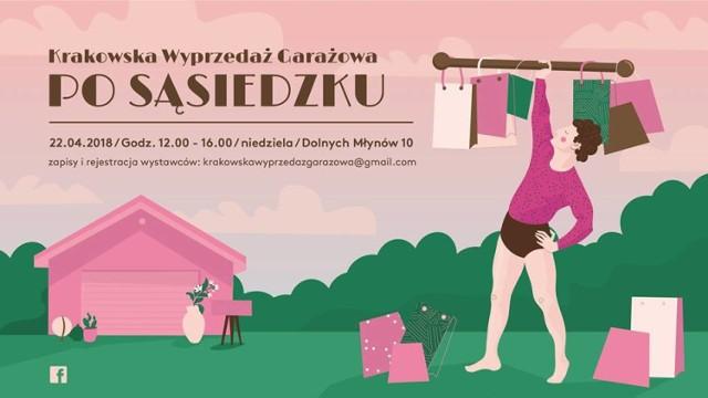 Chcesz się pozbyć zbędnych domowych sprzętów? W ten weekend będziesz miał okazję! Wystaw swoje rzeczy w ramach sąsiedzkiej wyprzedaży i ciesz się z porządku w schowku... albo z nowych rzeczy!   Kiedy: niedziela, 22 kwietnia 2018, godz. 12 Gdzie: Tytano, Dolnych Młynów 10, 31-124 Kraków