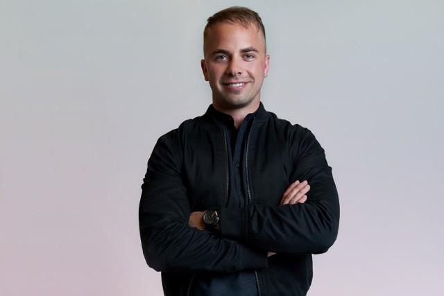 Mateusz Gabryś, właściciel i prezes zarządu Piga.pl, drukarni z Tychów, która znalazła się na prestiżowej liście tysiąca najszybciej rozwijających się firm w Europie.