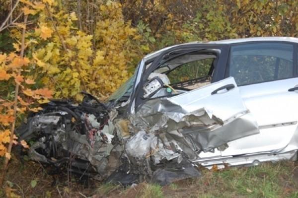Wypadek w Markowiczach: 6 osób trafiło do szpitala