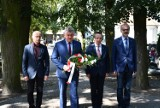 82. rocznica wybuchu II wojny światowej. Złożono kwiaty w lokalnych miejscach pamięci