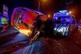 Tramwaje zderzyły się w Libercu. W środku byli pasażerowie [ZDJĘCIA]