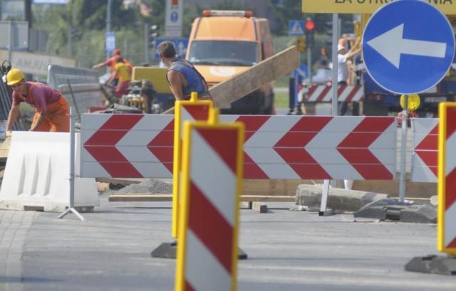 Rusza rozbudowa drogi Frampol-Wysokie