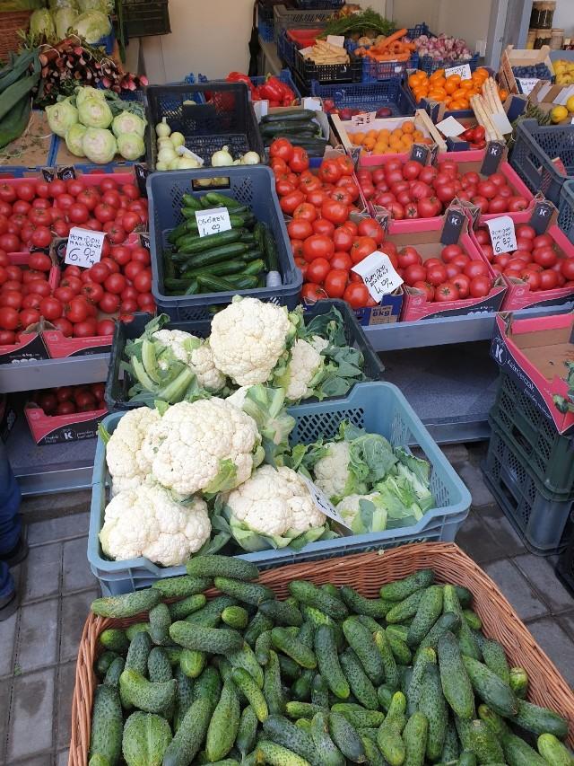 Owoce, warzywa, a także mięso i nabiał można kupić przez internet od rolników z powiatu lipnowskiego