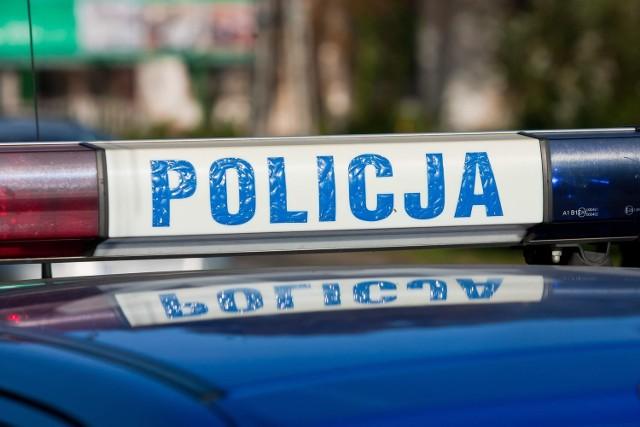 Śmierć pieszego w Dominikowicach
