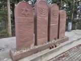 Zamordowali ich dlatego, że byli Żydami. Zagładę ponad tysiąca Żydów upamiętnia mogiła w Hałbowie [ZDJĘCIA]