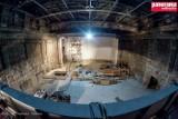 Wałbrzych: Sala koncertowa Filharmonii Sudeckiej w przebudowie (ZDJĘCIA)