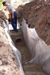 Budowa kanalizacji deszczowej ul Dolnoleżajskiej i Misztale w Jarosławiu