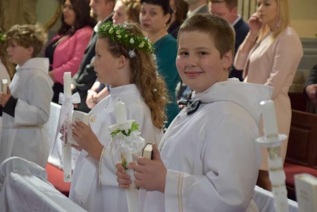 Pierwsza Komunia Święta w kościele pw. św. Jana Chrzciciela w Czerniejewie