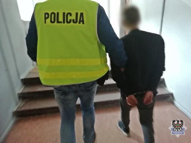 Dwaj młodzi mieszkańcy Boguszowa-Gorc odpowiedzą przed sądem za posiadanie znacznej ilości amfetaminy oraz handel narkotykiem