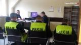 Policyjni kursanci będą patrolować ulice Zabrza. To wsparcie z katowickiej szkoły [ZDJĘCIA]