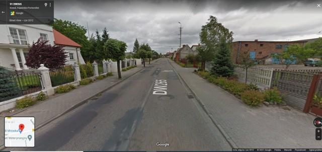 Kowal - ulica Piłsudskiego