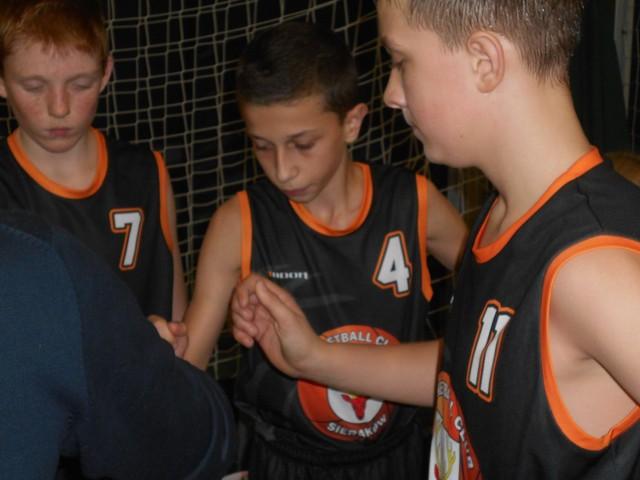 Basketball Club Sieraków ma za sobą porażkę z odwiecznym rywalem