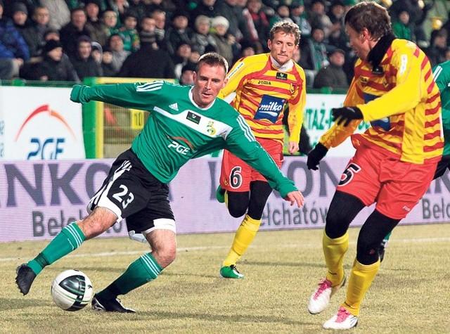 Tomasz Wróbel jest pewien, że GKS zdobędzie w Chorzowie punkty