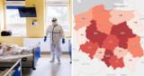 Koronawirus w Śląskiem. Jest wzrost zakażeń, bardzo dużo wciąż zgonów