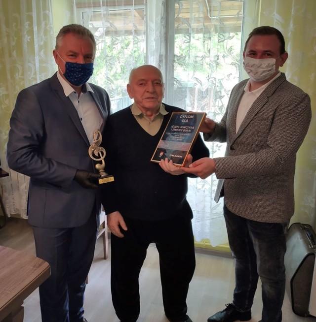Nagroda Oskara Kolberga dla zespołu ludowego Dukat