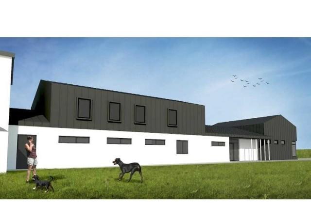 Tak będzie wyglądał rozbudowany budynek bydgoskiego Schroniska dla Zwierząt.