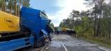 Uwaga mieszkańcy Żagania i okolic! Śmiertelny wypadek na trasie Nowogród Bobrzański-Zielona Góra. Trasa jest zablokowana!