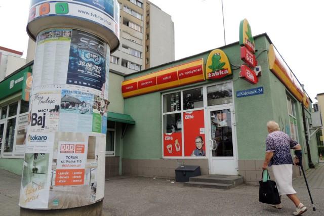 Randkowy sklep spożywczy