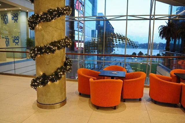 Boże Narodzenie 2013: Świąteczne ozdoby w Galerii Malta